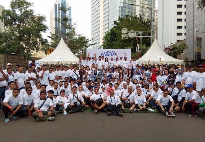 Car Free Day Moya Group